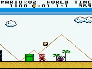 Super Mario Land DX gb Game