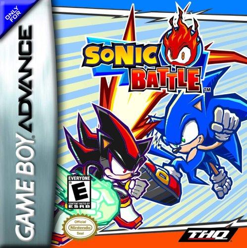 Sonic Battle (U)(Rising Sun) gba Game