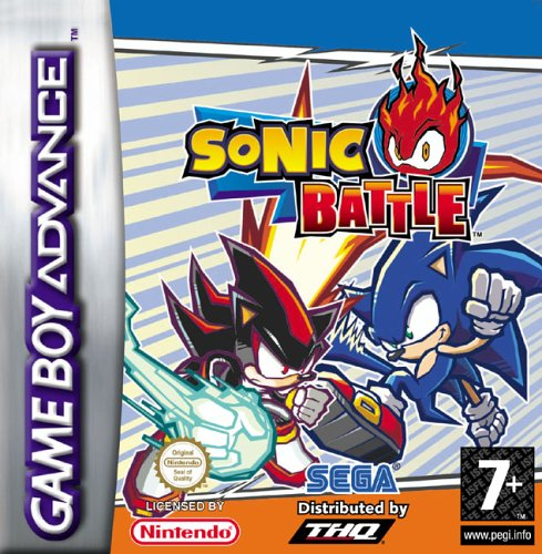 Sonic Battle (E)(Independent) gba Game