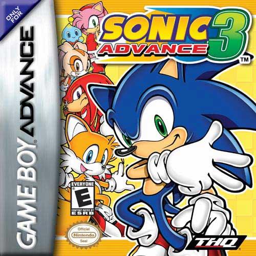 Sonic Advance 3 (U)(Venom) gba Game