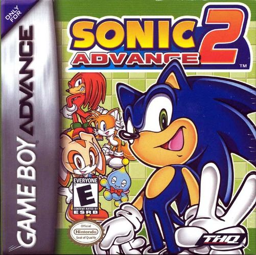 Sonic Advance 2 (U)(Independent) gba Game