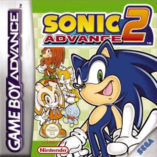 Sonic Advance 2 (E)(Patience) gba Game
