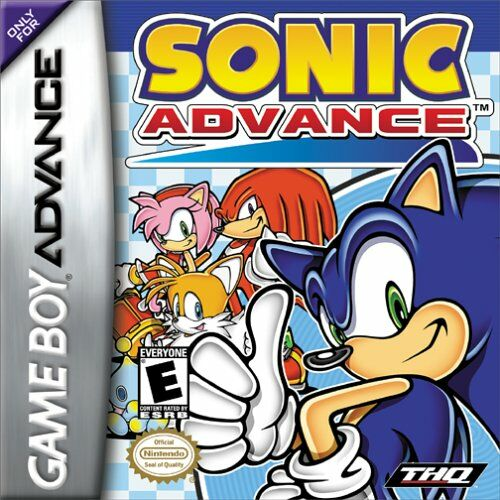 Sonic Advance (U)(Lord Moyne) gba Game