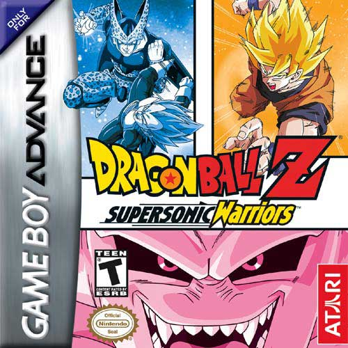 DragonBall Z - Supersonic Warriors (U)(Rising Sun) gba Game