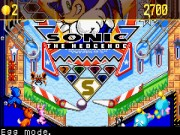 Sonic Pinball Party gba Game