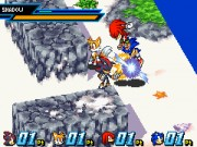 Sonic Battle gba Game