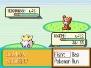 pokemon naranja (испански: бета 5) игра