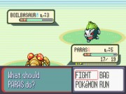 Pokemon Snakewood Game
