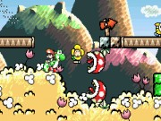 Super Mario Advance 3 : Yoshi's Island Mario Brothers