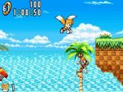 Sonic Advance gba Game