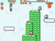 Super Mario Advance gba Game
