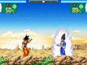 Dragon Ball Z : Supersonic Warriors gba Game
