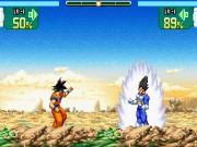 Dragon Ball Z : Supersonic Warriors – Game Boy Advance Game