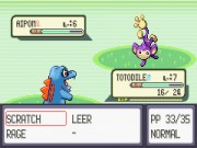 Pokemon Priti Ruby : Johto Starters Game