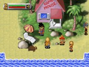 Dragon Ball Z : The Legacy of Goku – Game Boy Advance Game