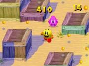 pac-man world & ms. 팩맨 : maze madness gba game