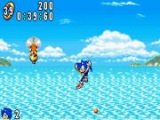 Sonic Advance (europe) gba Game