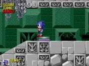 Sonic the Hedgehog : Genesis gba Game