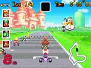 Mario Kart : Super Circuit Game