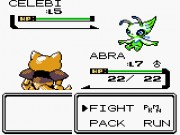 Pokemon rostiges Gold (Hack) Spiel