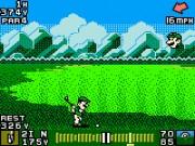 Mario Golf gbc Game
