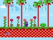 Sonic Mario 2 nes Game