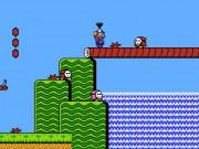 Super Mario Bros. 2 nes Game