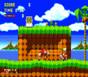 sonic 2 - advanced edit sega game