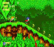 sonic 3 frequenze invertite sega gioco