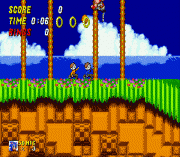 chip mccallahan in sonic the hedgehog 2 sega game