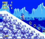 Sonic 3 and Knuckles – The Challenges sega Game