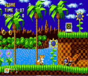 Sonic 1 Remastered sega Game