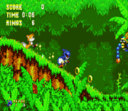 Metal Sonic 3 & Knuckles (Beta) sega Game