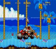 Sonic 2 Megamix sega Game