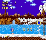 Sonic – Final Showdown sega Game