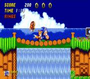 Sonic 2 XL sega Game