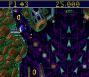 Sonic Spinball sega Game