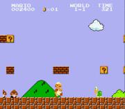 Super Mario Bros – Genesis