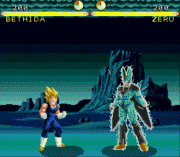 Dragon Ball Z – Final Bout – Sega Genesis (Mega Drive) Game