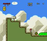 Super Mario World 64 sega Game