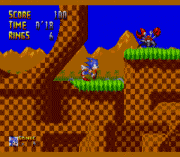 Sonic 1 – The Harder Levels (demo) sega Game