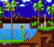 Sonic 1 Alt sega Game