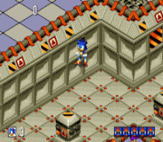Sonic 3D Blast (Beta) sega Game