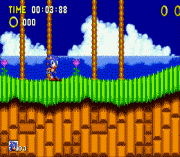 Sonic 2 Adventure Edition sega Game