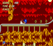 Sonic 2 – The Hybridization Project sega Game