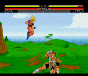 Dragon Ball Z – L'Appel du Destin – Sega Genesis (Mega Drive) Game
