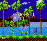 Sonic 1 – Return to the Origin sega Game