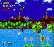 Sonic – The One Ring sega Game