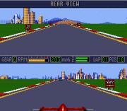 Mario Andretti Racing sega Game