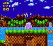 Ring the Ring (Sonic 1 hack) sega Game